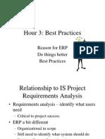 Hour 3 Best Practice