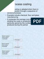 understanding to process costing