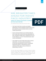 Featured Insights Are Bright Times Ahead for for Indias FMCG Industry