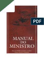 Manual Do Ministro - Ed_Vida