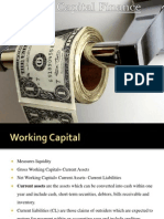 Working Capital Lending