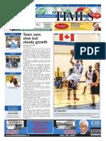 December 20, 2013 Strathmore Times