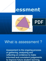 assessment For-As-Of