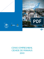 Censo Empresarial Manaus
