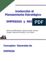 Unp Guayaquil p e 1 Introduccion Empresa