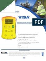 Especificaciones Detector de Gases