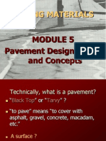 CV301 Mod 5 Pavement Design Terms and Concepts