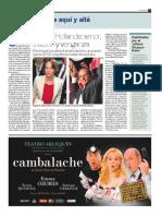 Royal y Hollande