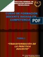Modulo 1 - Fundamentos de Los Enfoques Por Competencias