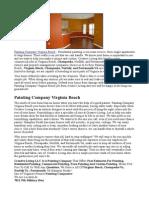 Painting Company Virginia Beach