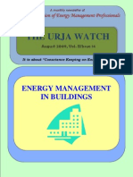 The Urja Watch August 2009