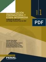 Investigacion Preparatoria y Etapa Intermedia - Problemas de Aplicacion Del Codigo Procesal Penal de 2004
