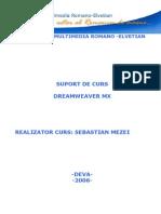 Curs Dreamweaver