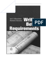 Writing Better Requicrements