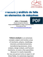 1. Metodología para el análisis de falla