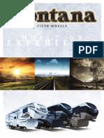 2013 Keystone Montana Brochure