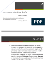 Paneles Demetrio Acosta 14-10-13