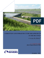 Corruption and Infrastructure Megaprojects in the DR Congo