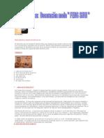 Decoración modo Feng Shui-TEMARIOS Y VIDEOS