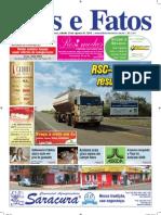Jornal Atos e Fatos - 638 - 29-08-2009