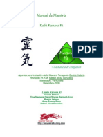 Manual de Maestra Karuna Ki