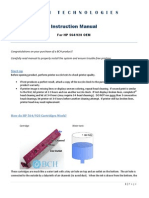 BCH Technologies Hp 564 920 Refill Instruction 4