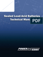 Power Sonic Manual