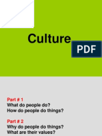 About Culture