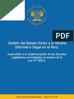 Serie Informes Defensoriales 160