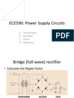 Ch 2 (Support) Power Supply Circuits