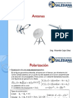Antenas-Capitulo II -Clase 6