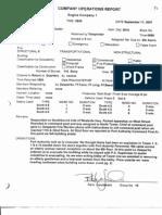 Company Operation Reports