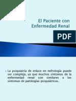 El Paciente con Enfermedad Renal.ppt
