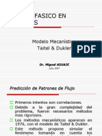 7- Curso Flujo Multifásico. Tailtel and Dukler