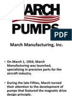 March Manufacturing