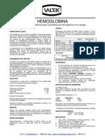 20 HEMOGLOBINA