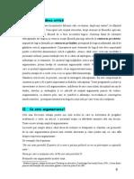Curs - Gandire Critica Scriere Academica