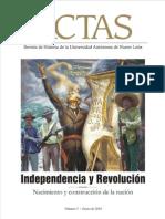 Actas No. 5 UANL