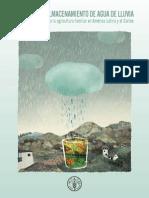 Captacion y Almacenamiento Agua de Lluvia FAO