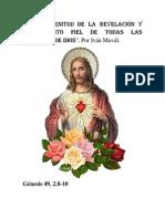 JESÚS, PLENITUD DE LA REVELACIÓN