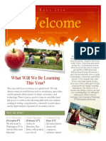 TLII Teacher Newslettee
