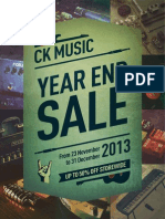 Ck Music Sale 2013 Lo Res