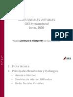 Estudio Usos de Internet en Bolivia