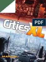 Cities XL 2012 Es Manual