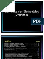 44908726 Las Integrales Elementales Ordinarias