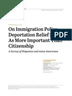 Pew Research Center Survey 12-19-13