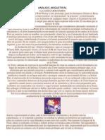 Analisis Arquetipal Bella Durmiente