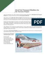 Fuel Transport News Rel