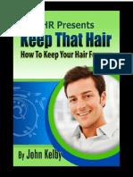 Keep That Hair