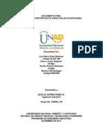 Entrega y Sustentacion Informe Final